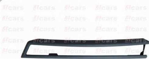 4Cars 90450003301 - Решетка вентиляционная в бампере mavto.com.ua