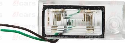 4Cars 12150002202 - Фонарь освещения номерного знака mavto.com.ua