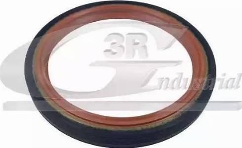 3RG 80438 - Уплотняющее кольцо, коленчатый вал mavto.com.ua