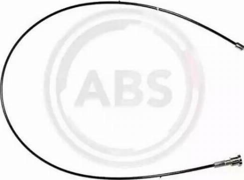 A.B.S. K17044 - Трос, стояночная тормозная система mavto.com.ua