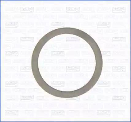 Ajusa 22008700 - Уплотнительное кольцо, резьбовая пробка маслосливного отверстия mavto.com.ua