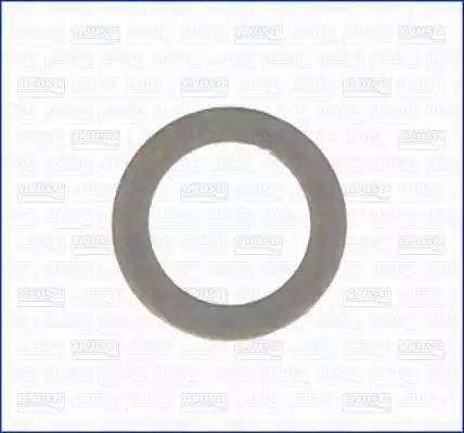 Ajusa 22007400 - Уплотнительное кольцо, резьбовая пробка маслосливного отверстия mavto.com.ua