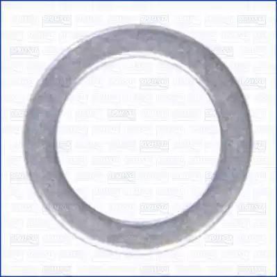 Ajusa 22007000 - Уплотнительное кольцо, резьбовая пробка маслосливного отверстия mavto.com.ua
