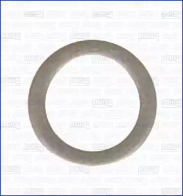 Ajusa 22007100 - Уплотнительное кольцо, резьбовая пробка маслосливного отверстия mavto.com.ua