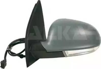 Alkar 6127128 - Наружное зеркало mavto.com.ua