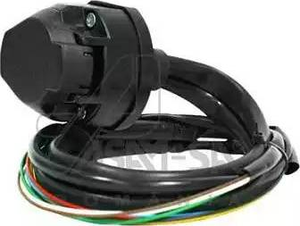 ASAM 98045 - Комплект электрики, прицепное оборудование mavto.com.ua