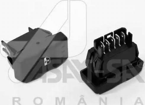 ASAM 30990 - Выключатель, стеклоподъемник mavto.com.ua