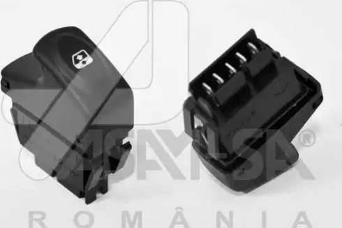 ASAM 30989 - Выключатель, стеклоподъемник mavto.com.ua