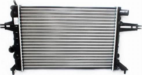 ASAM 32447 - Радиатор, охлаждение двигателя mavto.com.ua