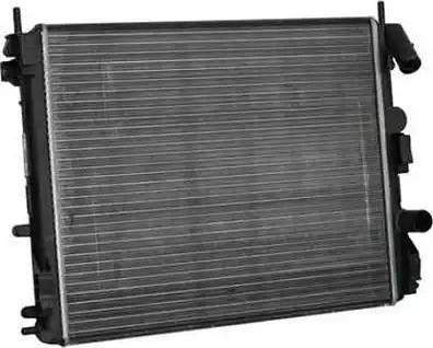 ASAM 70208 - Радиатор, охлаждение двигателя mavto.com.ua