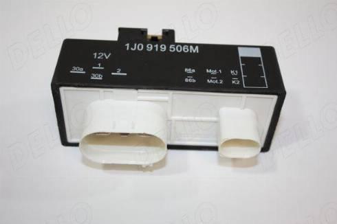 Automega 150039910 - Блок управления, эл. вентилятор (охлаждение двигателя) mavto.com.ua