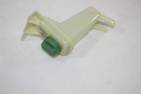 Automega 110075110 - Компенсационный бак, гидравлического масла усилителя руля mavto.com.ua
