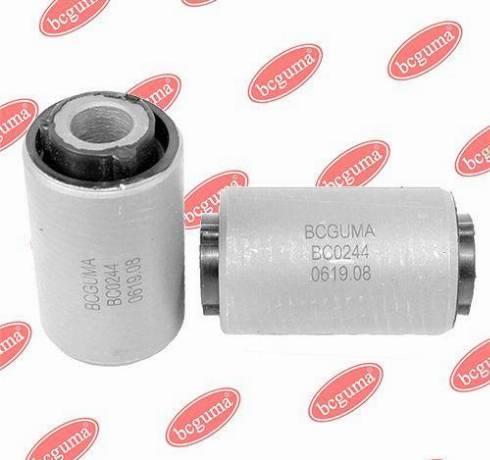 Bcguma BC0244 - Подвеска, ступенчатая коробка передач mavto.com.ua
