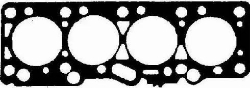 BGA CH4311 - Прокладка, головка цилиндра mavto.com.ua