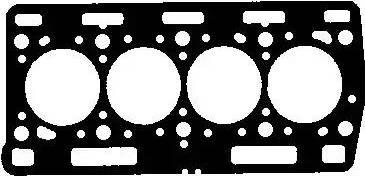 BGA CH6504 - Прокладка, головка цилиндра mavto.com.ua