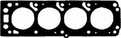 BGA CH6301 - Прокладка, головка цилиндра mavto.com.ua