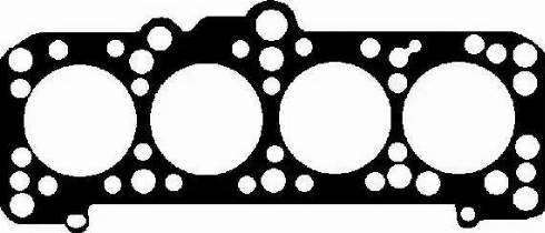 BGA CH3322 - Прокладка, головка цилиндра mavto.com.ua