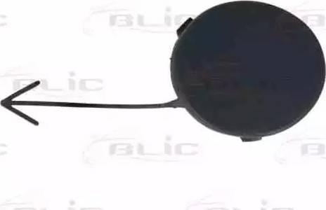 BLIC 5513-00-2533921P - Покрытие буфера, прицепное обор mavto.com.ua