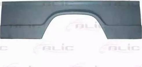 BLIC 6504-03-3545593P - Внутренняя часть крыла mavto.com.ua