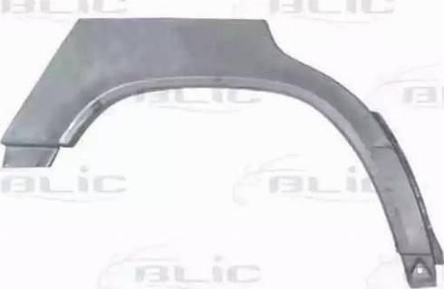 BLIC 6504-03-3526582P - Внутренняя часть крыла mavto.com.ua
