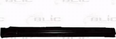 BLIC 6505-06-9537012P - Подножка, накладка порога mavto.com.ua
