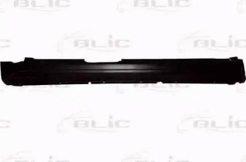 BLIC 6505-06-9522012P - Подножка, накладка порога mavto.com.ua