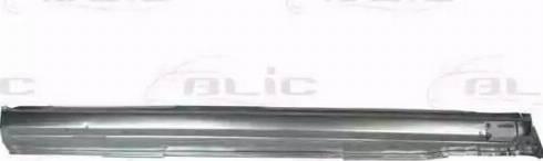 BLIC 6505-06-5076012P - Подножка, накладка порога mavto.com.ua