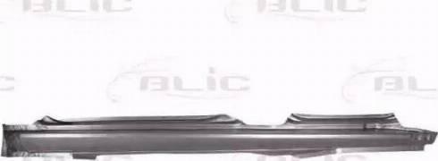 BLIC 6505-06-0018011P - Подножка, накладка порога mavto.com.ua