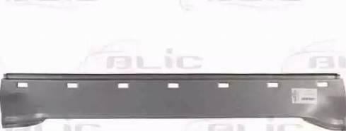 BLIC 6503-05-3546680P - Задняя стенка mavto.com.ua
