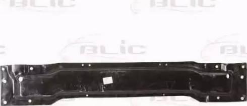 BLIC 6502-03-3545231P - Супорт радиатора, передняя планка mavto.com.ua