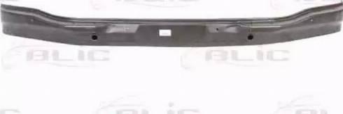 BLIC 6502-02-2515235P - Супорт радиатора, передняя планка mavto.com.ua