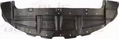BLIC 6601-02-0105880P - Защита двигателя / поддона двигателя mavto.com.ua
