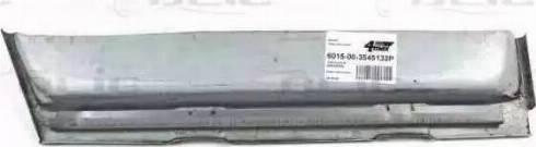 BLIC 6015-00-3545132P - Обшивка двери mavto.com.ua