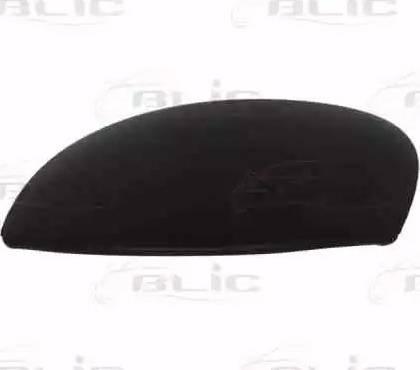 BLIC 6103-01-1323283P - Корпус, наружное зеркало mavto.com.ua