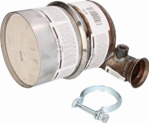BM Catalysts BM11188H - Сажевый / частичный фильтр, система выхлопа ОГ mavto.com.ua