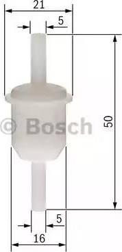 BOSCH 0450904005 - Топливный фильтр mavto.com.ua