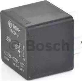 BOSCH 0 332 019 457 - Реле, вентилятор радиатора mavto.com.ua