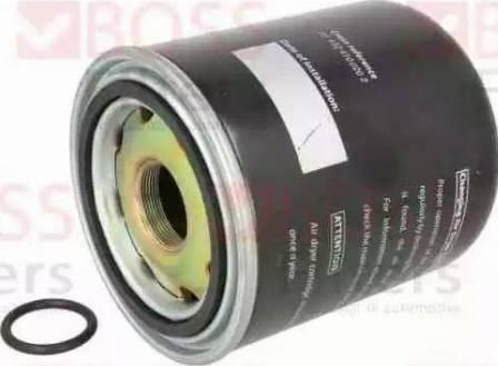 BOSS FILTERS BS06-005 - Патрон осушителя воздуха, пневматическая система mavto.com.ua