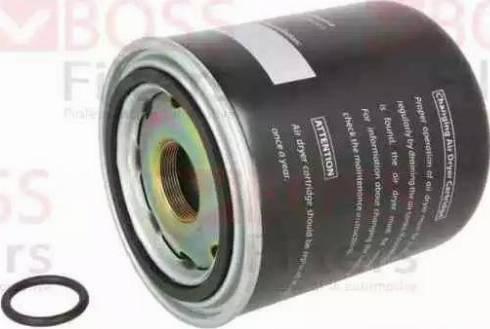 BOSS FILTERS BS06-008 - Патрон осушителя воздуха, пневматическая система mavto.com.ua