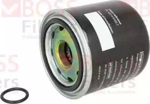 BOSS FILTERS BS06-003 - Патрон осушителя воздуха, пневматическая система mavto.com.ua