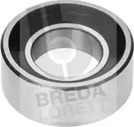 Breda Lorett TDI1654 - Натяжной ролик, ремень ГРМ mavto.com.ua