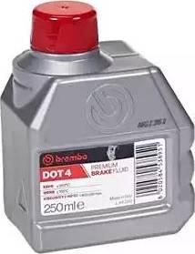 Brembo LA4002 - Тормозная жидкость mavto.com.ua