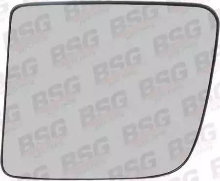 BSG BSG 30-910-011 - Зеркальное стекло, наружное зеркало mavto.com.ua