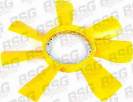 BSG BSG 30-515-002 - Лопасть вентилятора, вентилятор конденсатора кондиционера mavto.com.ua