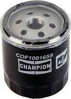 Champion COF100165S - Масляный фильтр mavto.com.ua