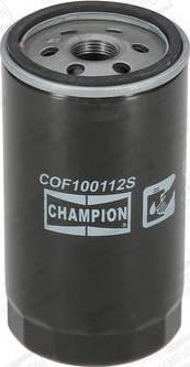 Champion COF100112S - Масляный фильтр mavto.com.ua