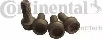 Contitech MS18 - Комплект болтов, ременный шкив - коленчатый вал mavto.com.ua