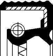 Corteco 01026868B - Уплотняющее кольцо, вспомогательный привод mavto.com.ua