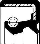 Corteco 01026910B - Уплотнительное кольцо вала, вал выжимного подшипника mavto.com.ua