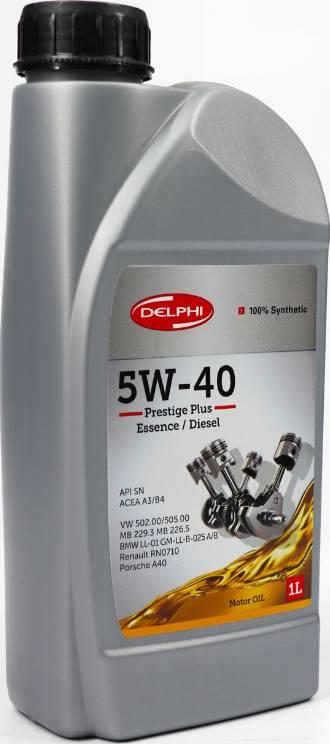 Delphi 25067063 - Моторное масло mavto.com.ua